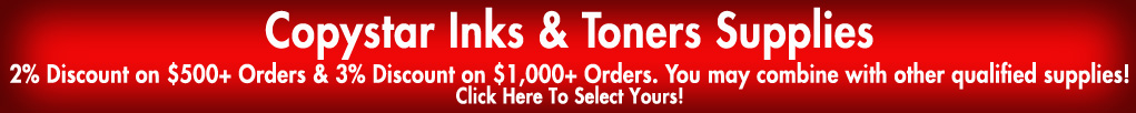 2% Discount on $500+ Orders* 3% Discount on $1,000+ Orders, You can combine your orders with other qualified supplies click here